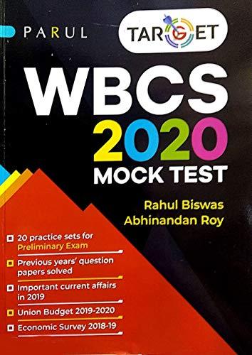 Parul Target WBCS 2020 Mock Test in English