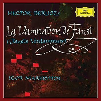 Berlioz: La Damnation de Faust (Igor Markevitch – The Deutsche Grammophon Legacy: Volume 10)