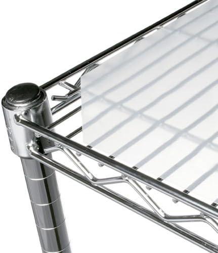 Chadko Llc 18 X 36 Translucent Wire Shelf Liner 4 Pack