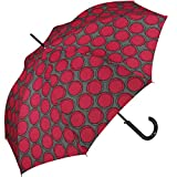<span class='highlight'>Pierre</span> <span class='highlight'>Cardin</span> Umbrella Automatic Dots & Circles Red Raspberry 105 cm