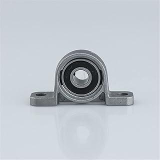 WHHHuan 2pcs Alliage de Zinc Diamètre 8mm à 30mm Boule de roulement Boule de roulement Balier Support monté KP08 KP000 KP0...