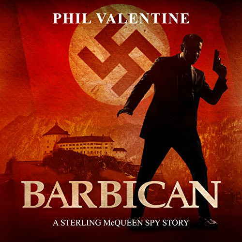 Barbican Audiobook By Phil Valentine cover art