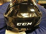 CCM Fitlite 40 casco hombres, color negro - negro, tamaño mediano