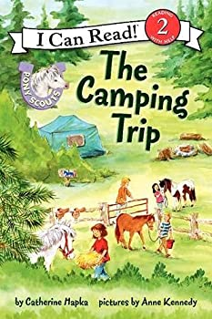 Pony Scouts  The Camping Trip  I Can Read Level 2