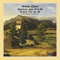 Eberl: Grand Quintetto Op 41 / Grand Trio Op 36 (2007-08-28)