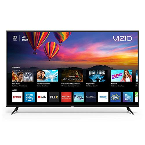 "Vizio E65-F0 65"" Class E-Series 4K HDR Smart TV (Renewed)"