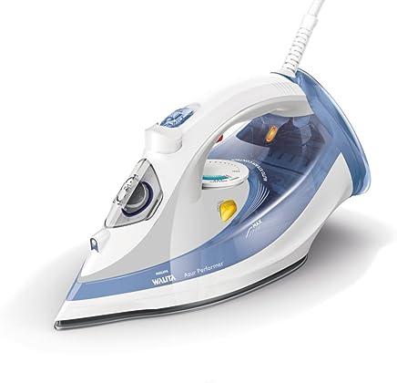 Ferro a Vapor Walita,  Philips Azur Performer, Azul/Branco, 110V