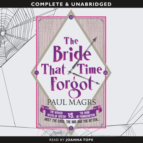 The Bride that Time Forgot Titelbild