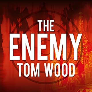The Enemy: Victor the Assassin, Book 2 audiobook cover art