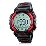 Beeasy Reloj Deportivo Hombre,Relojes Digital Impermeable Watches...