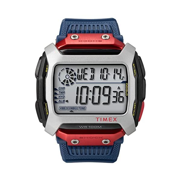 Reloj Timex Command Red Bull Cliff Diving TW5M20800