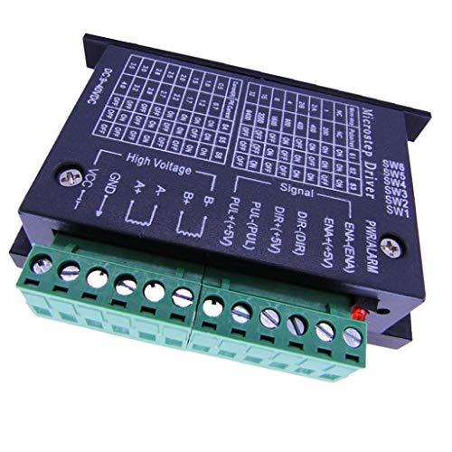 Harilla Controlador de Controlador de Motor Paso a Paso Nema42 / 57 para Grabado de Enrutador CNC