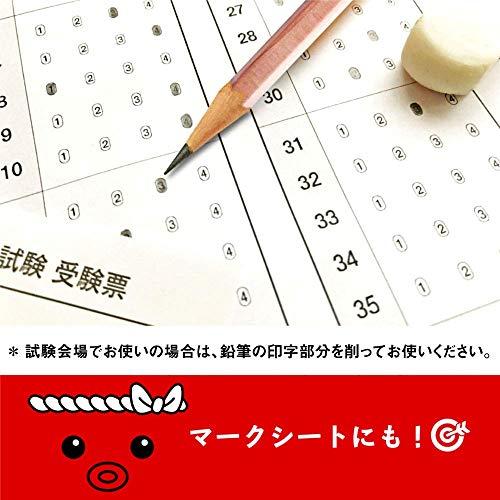 オクトパス君合格鉛筆HB五角の合格えんぴつ受験合格祈願グッズマークシート用鉛筆受験用文房具