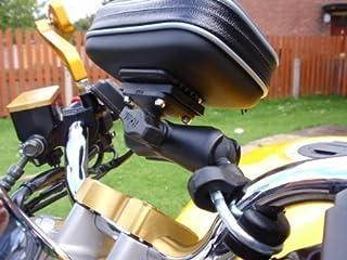 BUYBITS Waterdichte motorfiets/fietshouder voor TomTom ONE Classic Assist & Traffic. (sku 8990)
