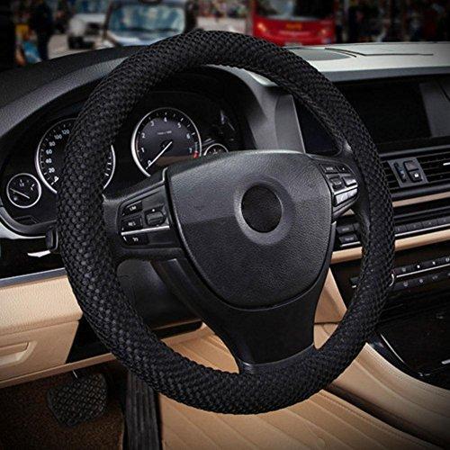 Rungao - Funda elástica universal resistente para volante de coche