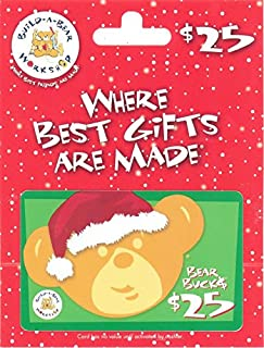 Build-A-Bear Gift Card