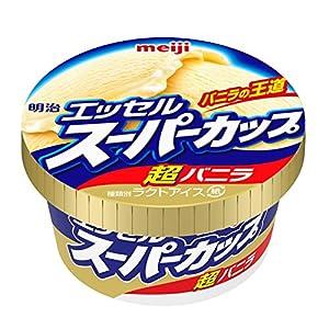 """明治 エッセルスーパーカップ 超バニラ 200ml×24個"""""""