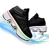 Pinkskattings@ Led Luces Zapatos Carga USB 7 Colores Iluminar Led...