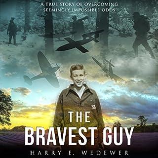 The Bravest Guy audiobook cover art