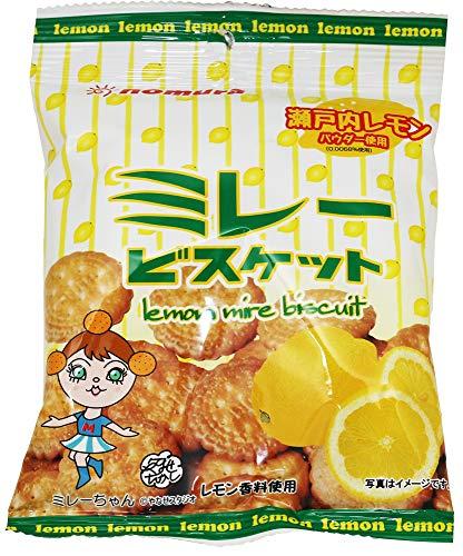 ミレービスケット(レモン風味) 70g×10袋