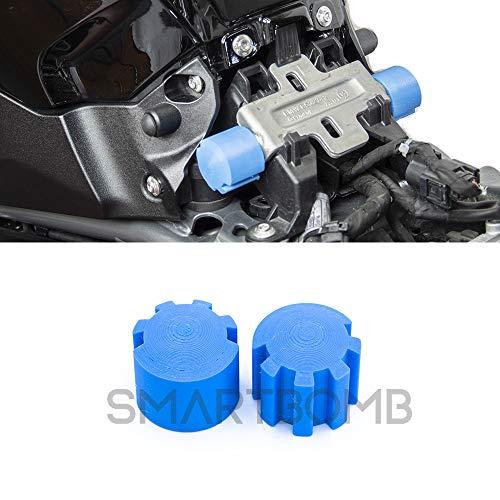 Kit ribassamento sella conducente tamponi ribassamento R1200GS LC ST ADV, R1250GS ST ADV, K1600, S1000XT