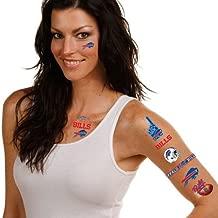 WinCraft NFL Temporary Tattoos