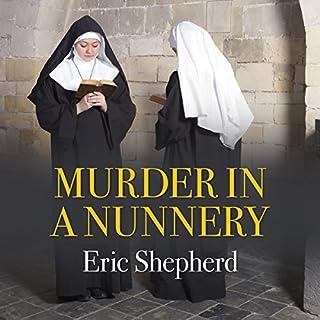 Murder in a Nunnery audiobook cover art