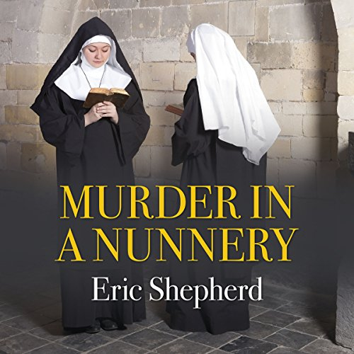 Couverture de Murder in a Nunnery