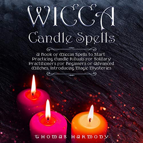 Wicca Candle Spells cover art