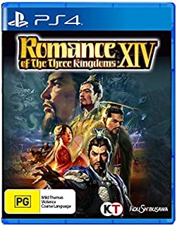 Romance of the Three Kingdoms XIV - PlayStation 4