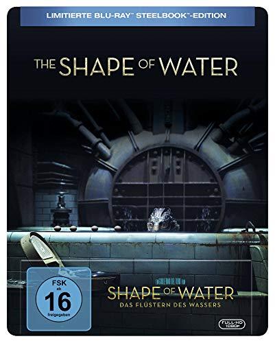 La forma dell'acqua - The Shape of Water Steelbook [Blu-Ray] [Region B] (Audio italiano. Sottotitoli in italiano)
