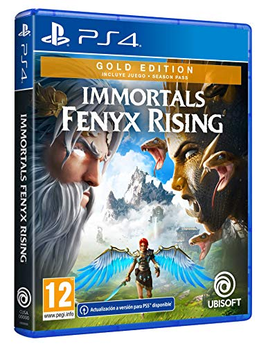 Immortals Fenyx Rising Go