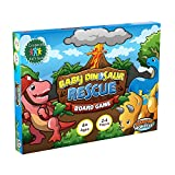 Baby Dinosaur Rescue Board Game! #1 Cooperative Learning Game for Kids Ages 4 to 8 - Teach Children New Skills While Having Fun