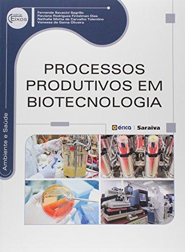 Processos produtivos em biotecnologia