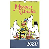 学研ステイフル ムーミン 2020年 カレンダー 壁掛け 原画 M11082