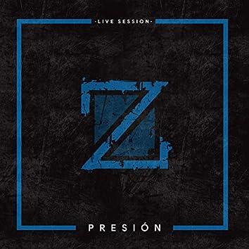 Presión (Live Session)