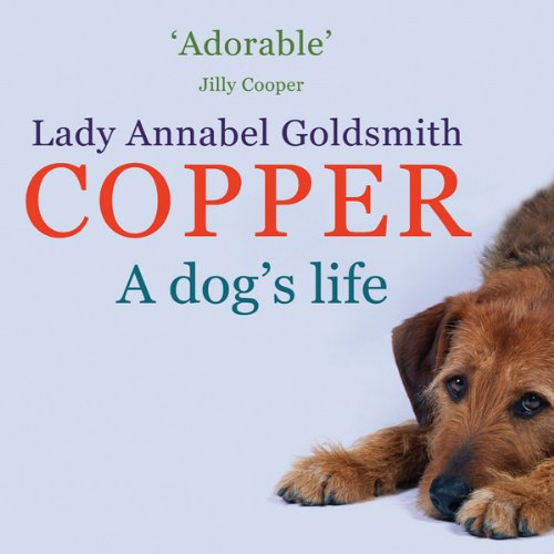 Copper: A Dog's Life audiobook cover art
