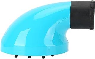 Difusor de secador de pelo Difusor de pelo universal, Difusor de secador de pelo profesional, Difusor de pelo ondulado que da forma al pelo rizado Difusor de pelo de secador de(blue)