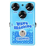 Chorus Guitar Pedal - CP-505 Wave Machine Chorus Effect Pedal with True Bypass Design