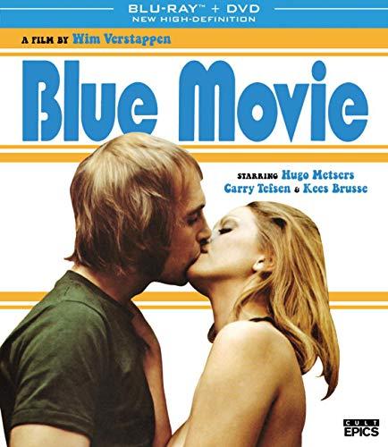Blue Movie [Blu-ray+ DVD combo pack]