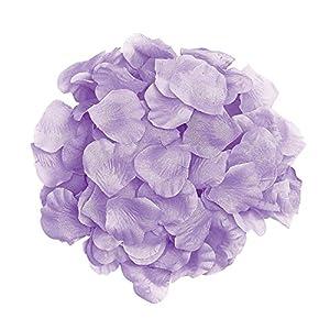 Silk Flower Arrangements 1000pcs Lavender Silk Rose Petals Artificial Flower Wedding Party Vase Decor Bridal Shower Favor Centerpieces Confetti