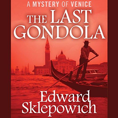 The Last Gondola audiobook cover art