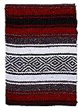 El Paso Designs Mexican Yoga Blanket | Colorful Falsa...