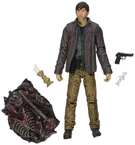 Action Figur The Walking Dead TV VII - Gareth [import allemand]