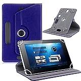 AKNICI Funda Universal Tablet 7 Pulgadas 360 Grados Rotación para...