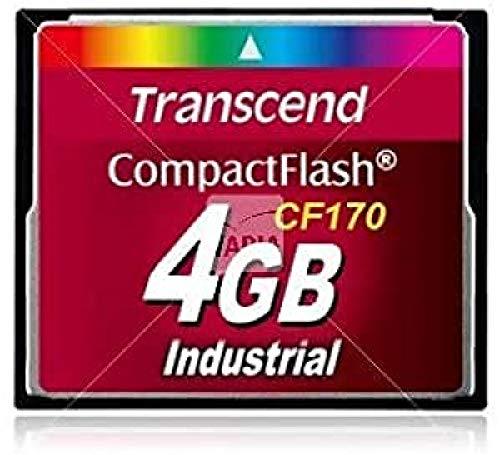 Transcend Ts4Gcf170 Compact Flash Industrial 170X