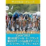 【プロトンは必ずやって来る!!】Cycle*2013 第100回ツール・ド・フランス 第19ステージ(山岳ステージ) ブール・ドワザン~ル・グラン・ボルナン