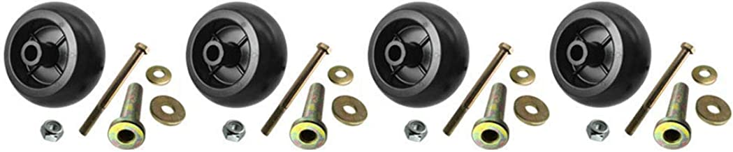 Parts 4 Outdoor 4 Deck wheel Kit REPLACEMENTUSA MADE Fits Exmark 103-3168 103-4051 1-603299