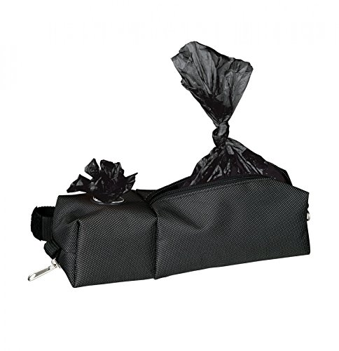 Distributeur de sac avec grande poche Polyester