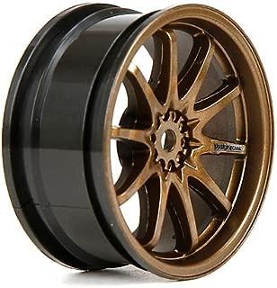 Wheel FR Volk Racing CE28N 54x26mm Bronze (2)